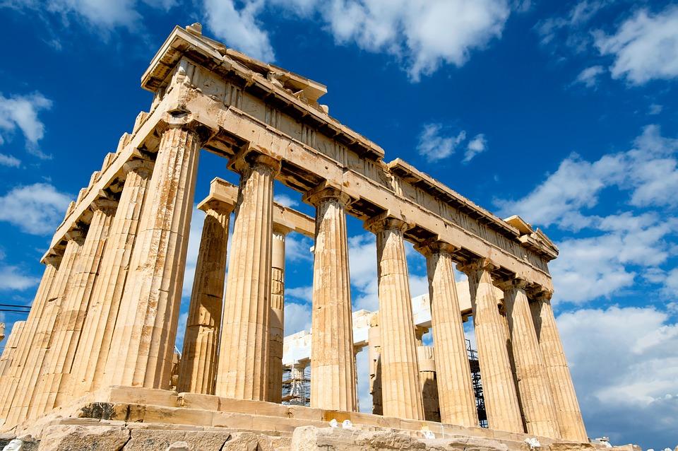 Экскурсия в Греции