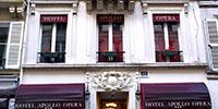 APOLLO OPERA HOTEL 3 *