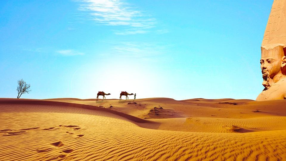 Российским туристам предложат чартеры на курорты Египта